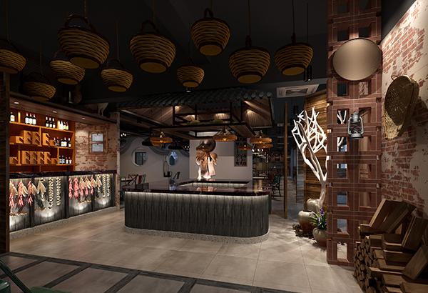 一亩七生态概念餐厅-沙井店