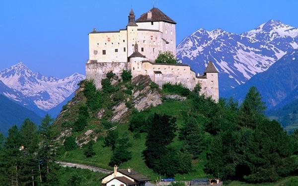 瑞士自驾游健康体检之旅