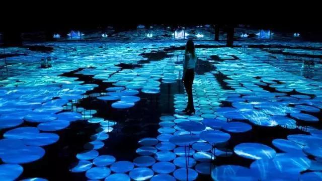 点亮夜空,科技+景观带来的无限惊喜!
