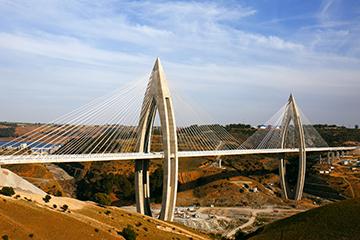 摩洛哥穆罕默德六世大桥