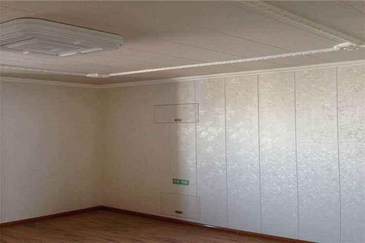 竹木纤维板是不是集成墙面?