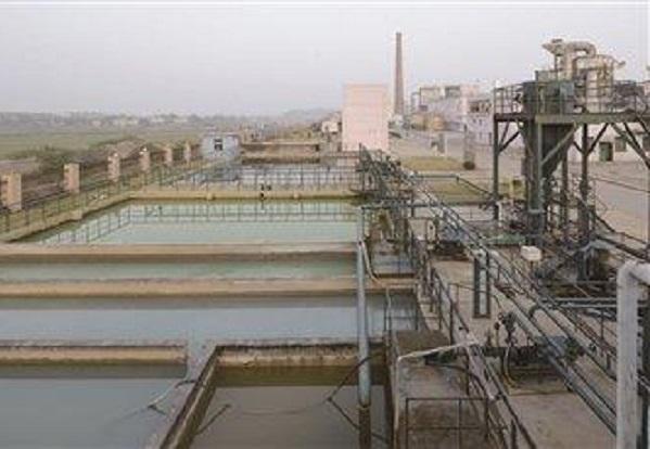 浙江宏达冶炼有限公司废水处理工程