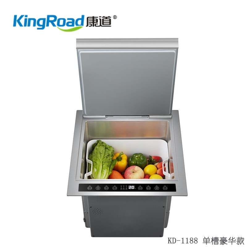 KD-1188 智能超声波洗碗机