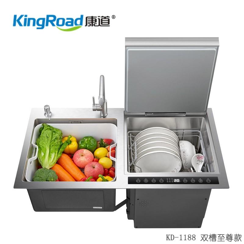 KD-1188 智能超聲波洗碗機