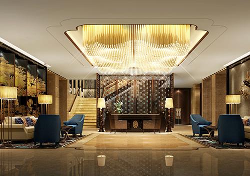 山东景芝酒店-贵宾楼