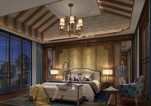 郴州官溪山庄度假酒店项目