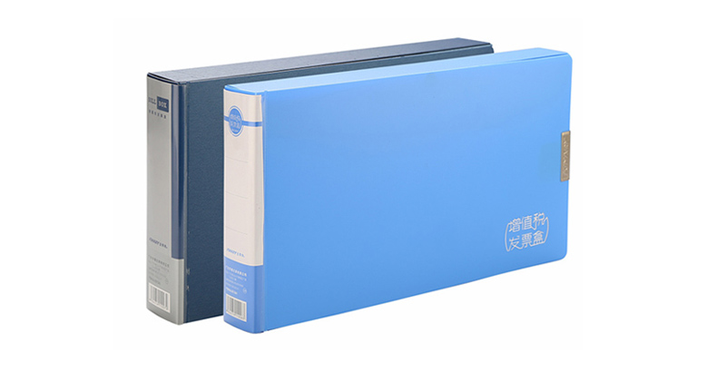 增值税发票盒