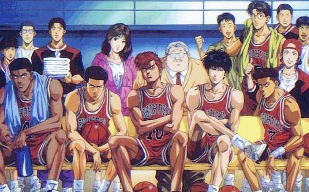 回忆杀!那个教会你关于篮球与梦想,永远的经典回来了!