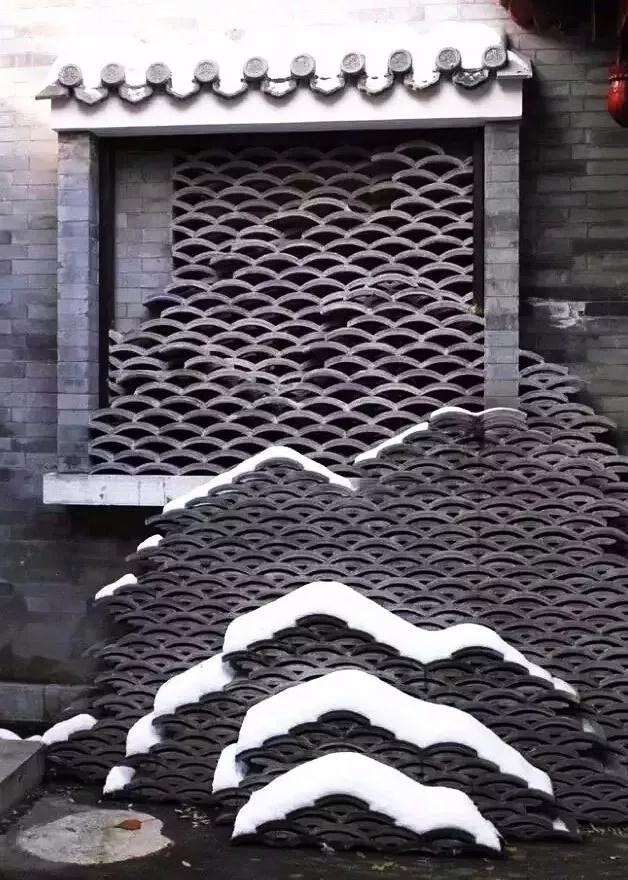 每一面景墙,都是一场精心设计的告白!