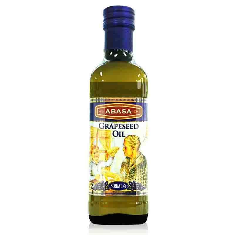 意大利原瓶原装进口ABASA葡萄籽油1