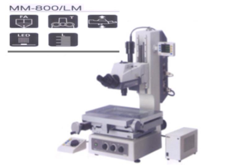 工具显微镜MM-800LM/ MM400LM(3轴和Z轴电动型号)