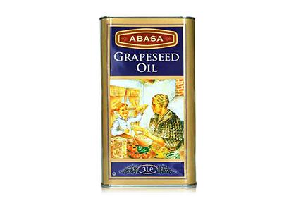 意大利原瓶原装进口ABASA葡萄籽油