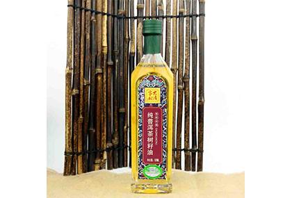 纯普洱茶树籽油
