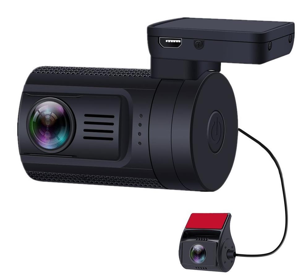 mini0906 2CH Dashcam