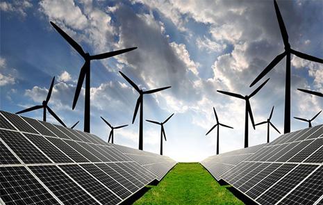 太阳能防水透气应用