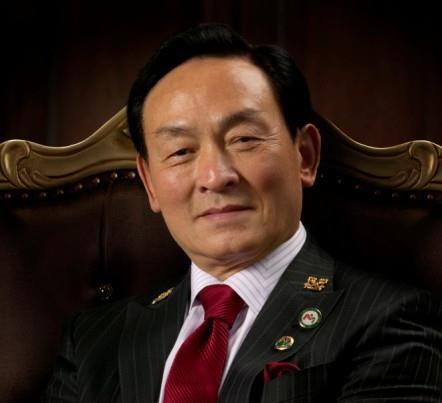 范智(中华礼仪协会会长)