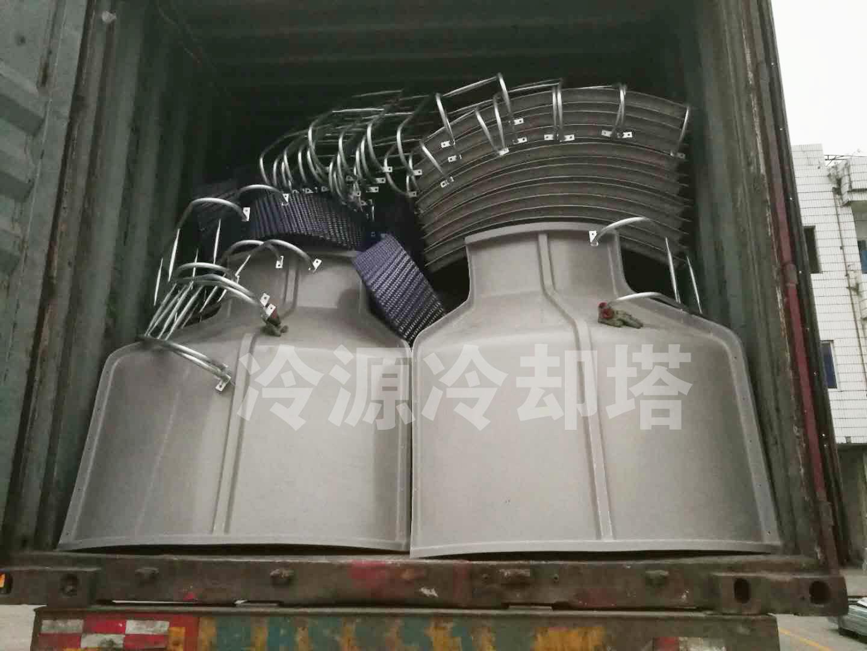贵州五十台冷却塔一百台水泵出货中