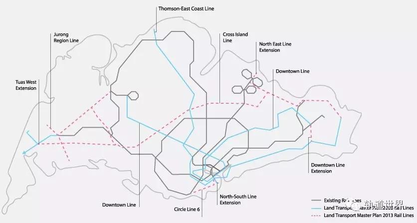资讯   新加坡政府斥资收购新捷运地铁列车和信号系统等资产