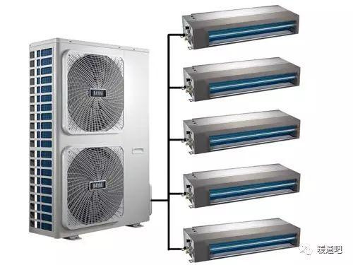 空调氟系统和水系统的差异