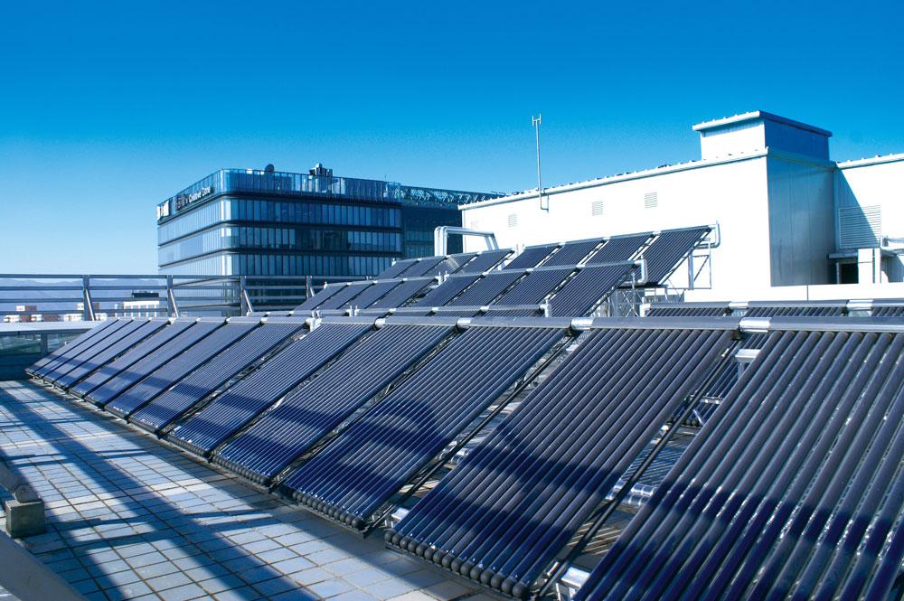太阳能泳池系统