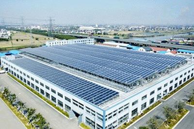 太阳能在纺织印染业的应用