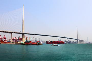 香港昂船洲大桥