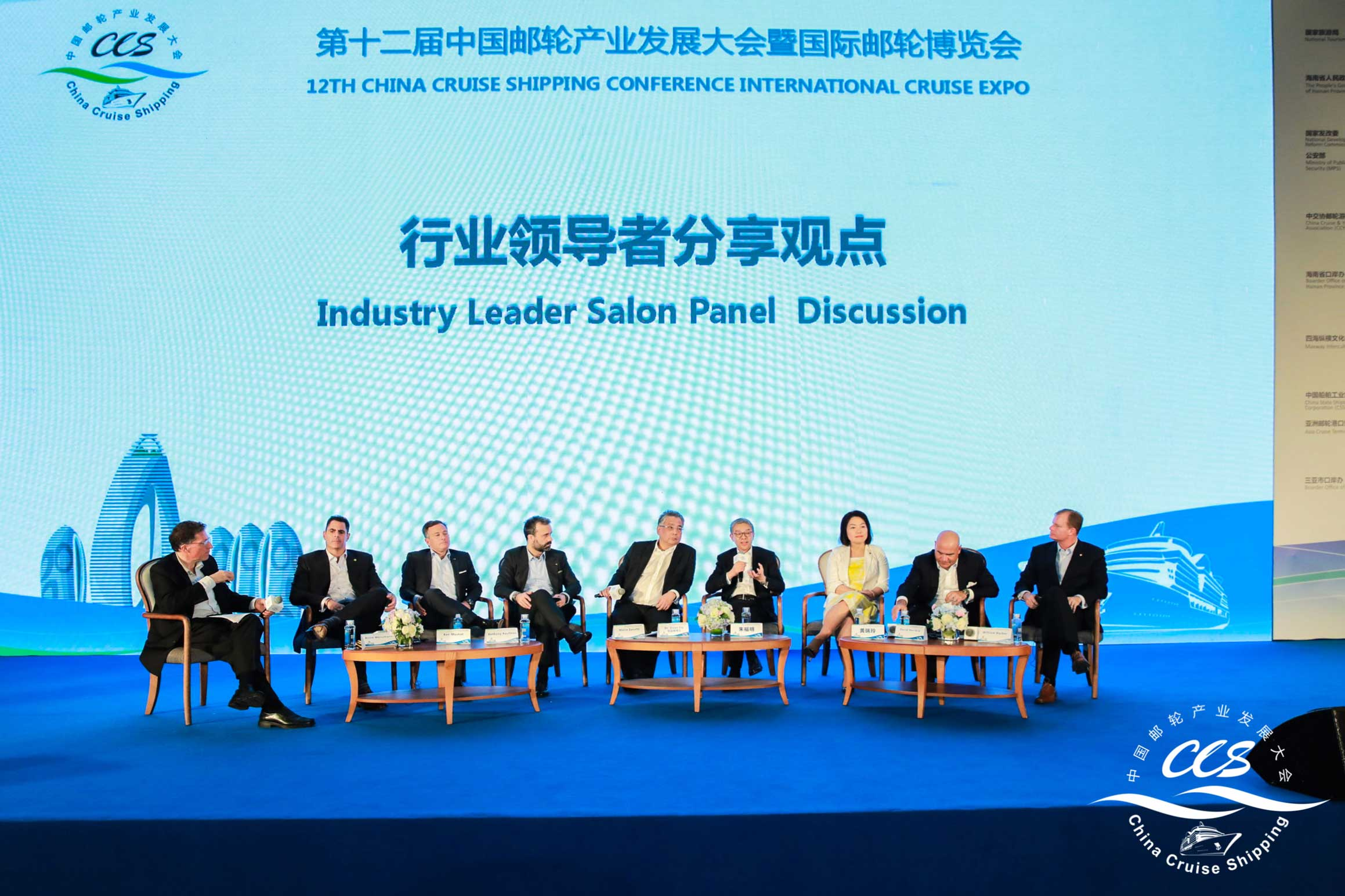 Topic Collection for the Forum of Industry Leaders