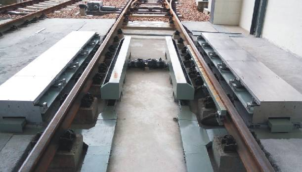 苏州高新区有轨电车1号线太阳山车辆段