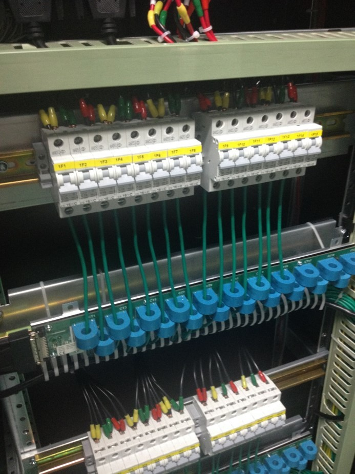 Multi-Circuit Monitoring for Commercial Building