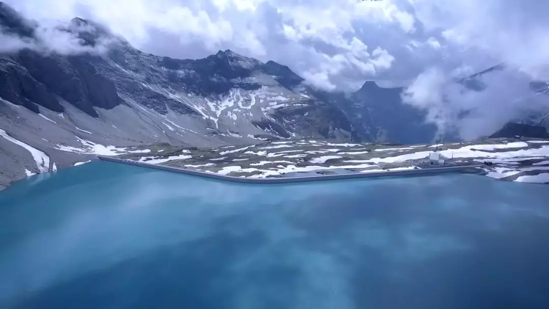 中国又一逆天工程,3000米高原德赢vwinapp大坝,顶1.5个三峡