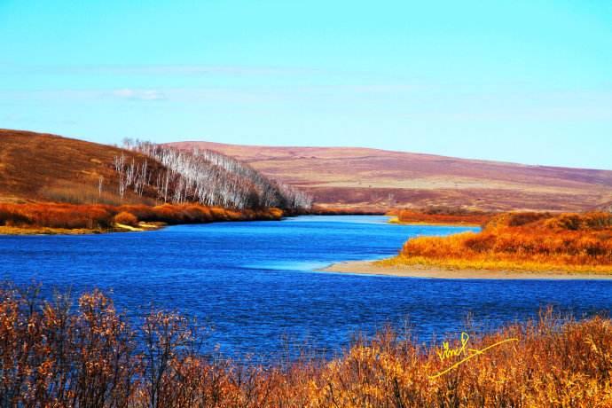 上帝把最好的资源最好的草原都赋予在这个美丽的地方了