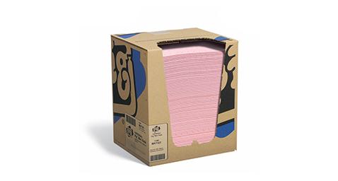newpig纽匹格 MAT351 PIG®箱装防化学吸污垫