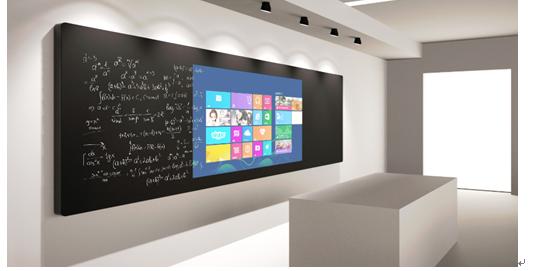 新型纳米全触控智慧黑板