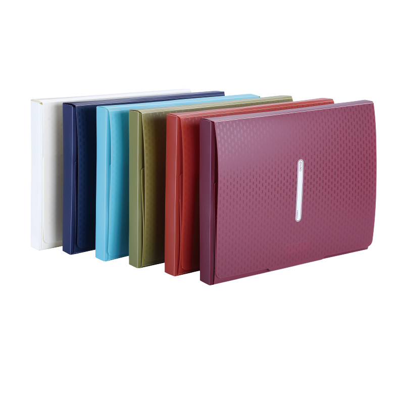DOCUMENT CASE WITH VELCRO