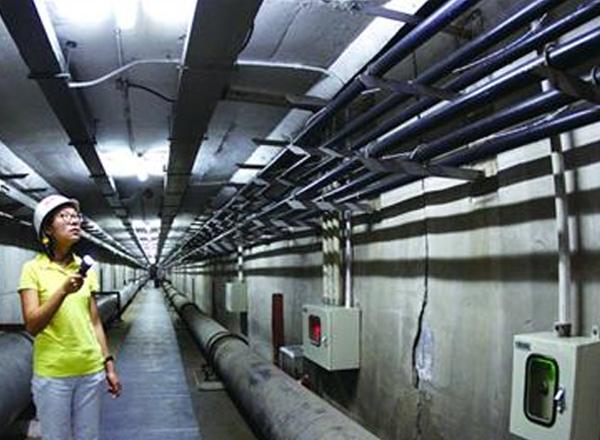 西安成为省级地下综合管廊建设试点城市 5年内建130公里