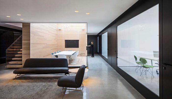 现代简约风办公室家具