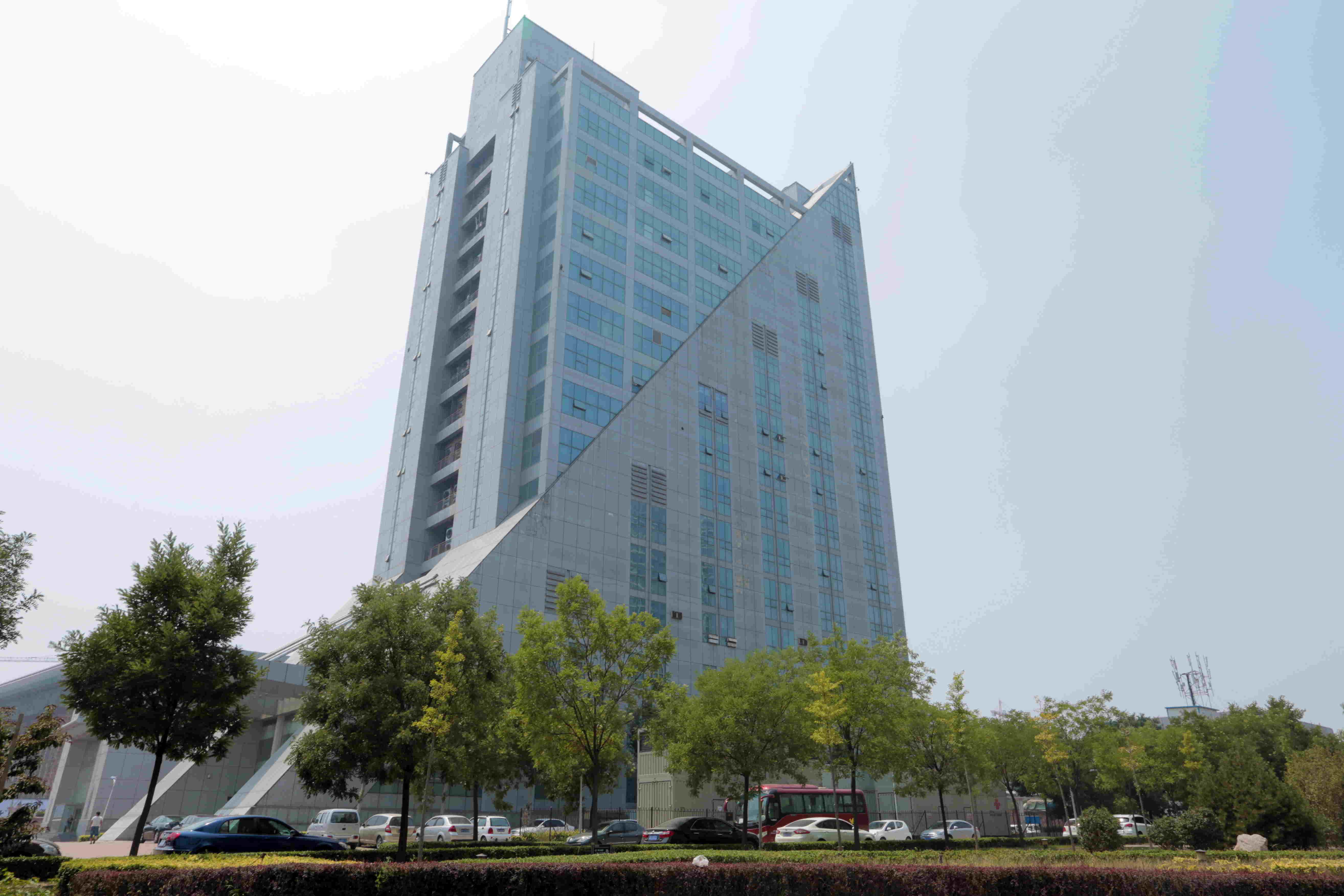5中国联通第二枢纽楼项目