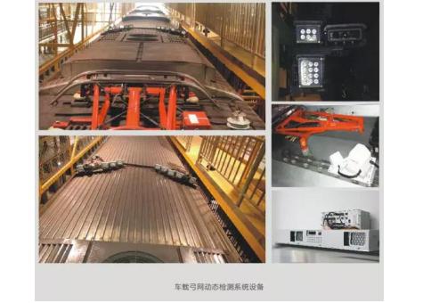 车载弓网动态监测系统