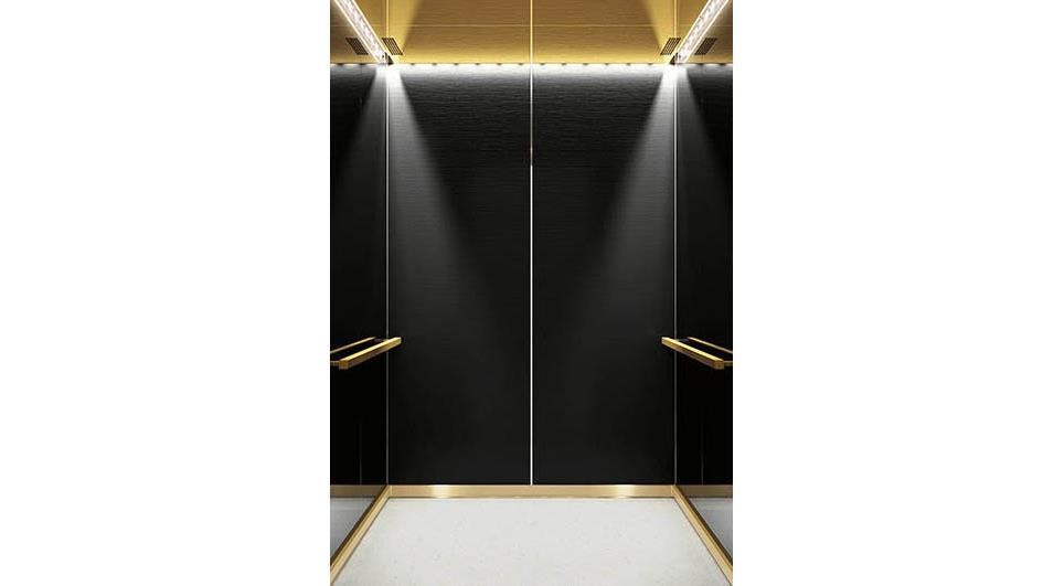 观光电梯装潢
