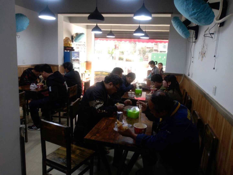 大型小区众多的独家早餐店铺优转
