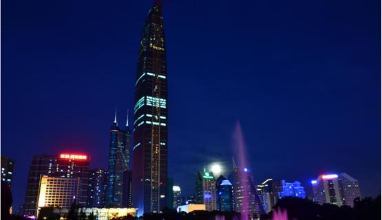 深圳京基金融中心