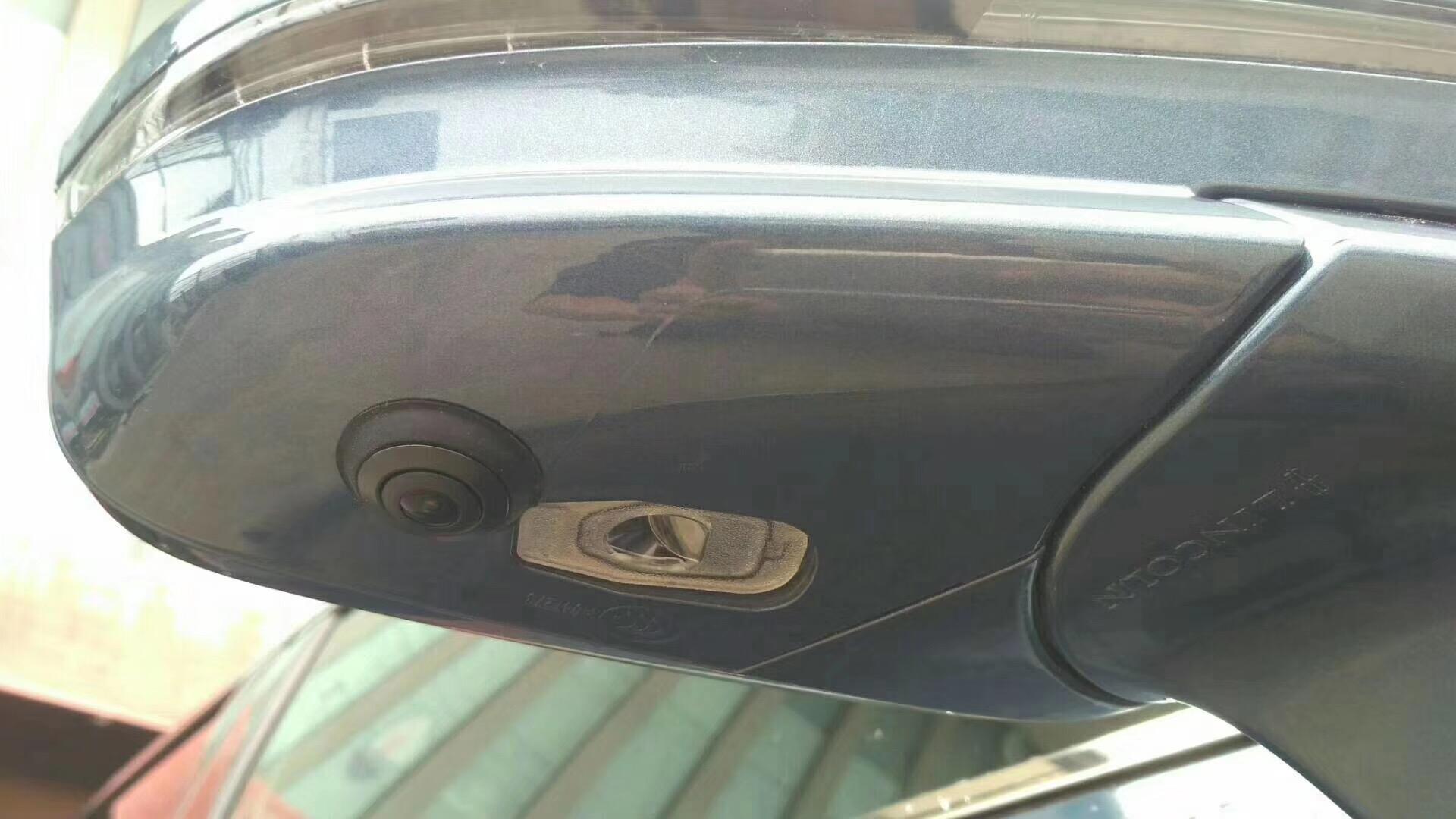 林肯MCK安装车视野360度全景案例
