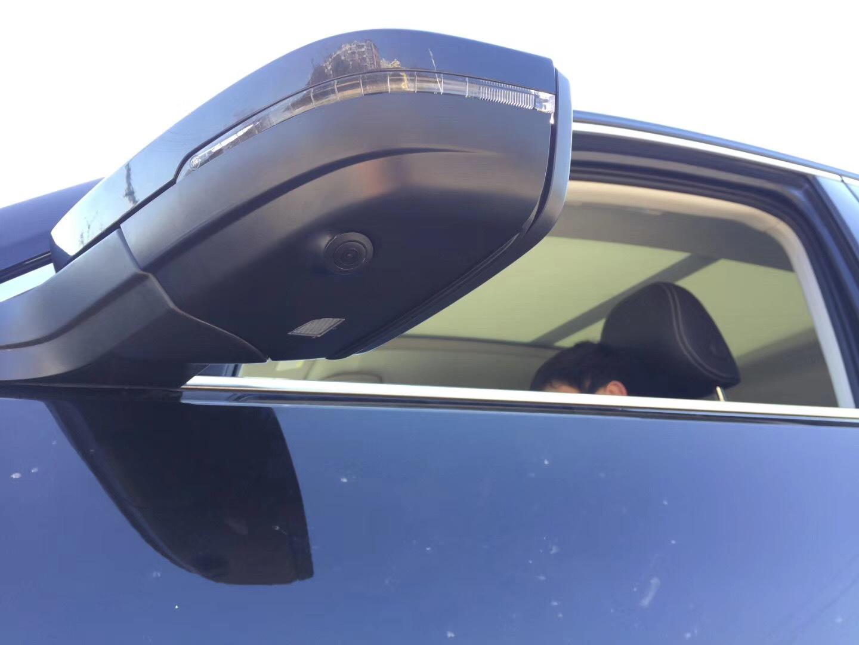 大众途昂安装车视野360°全景行车记录仪