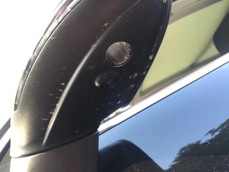 途锐安装车视野360°全景行车记录仪