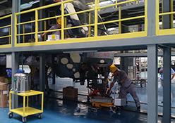 西安大型养路机械运用检修段室外管网工程
