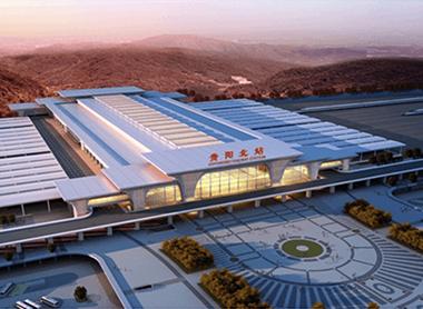 新建贵阳至广州铁路贵阳北站站房机电工程