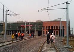 南宁轨道交通3号线供电工程