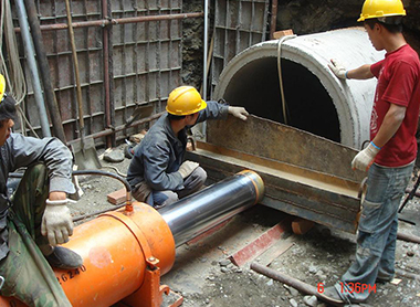 渝万高铁站房及全线房建室外给排水安装工程