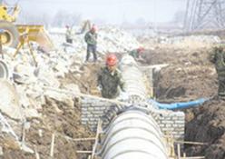 新建织毕铁路站后给排水工程