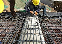 西安新筑物流基地站后室外管网工程